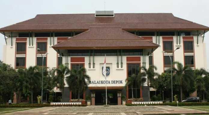 Gedung Balaikota Depok