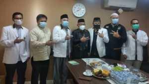 Mohammad Idris di Kantor DPD PKS Depok.
