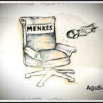 Karikatur  Kursi kosong  Menteri Kesehatan