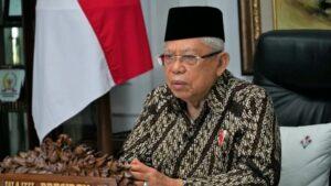 Wakil Presiden RI, Ma'ruf Amin,