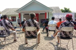 Perayaan ulang tahun Persija ke-92?di Kompleks National Youth Training Centre, Depok