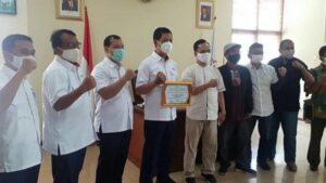 Penyerahan Jakarta Youth Award 2020
